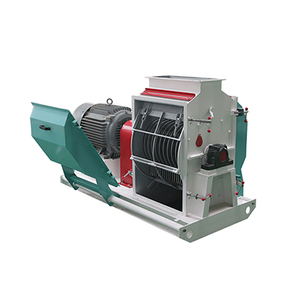 SWSP Water-circle Hammer Mill