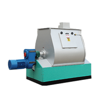 SLHY Single-shaft paddle Mixer